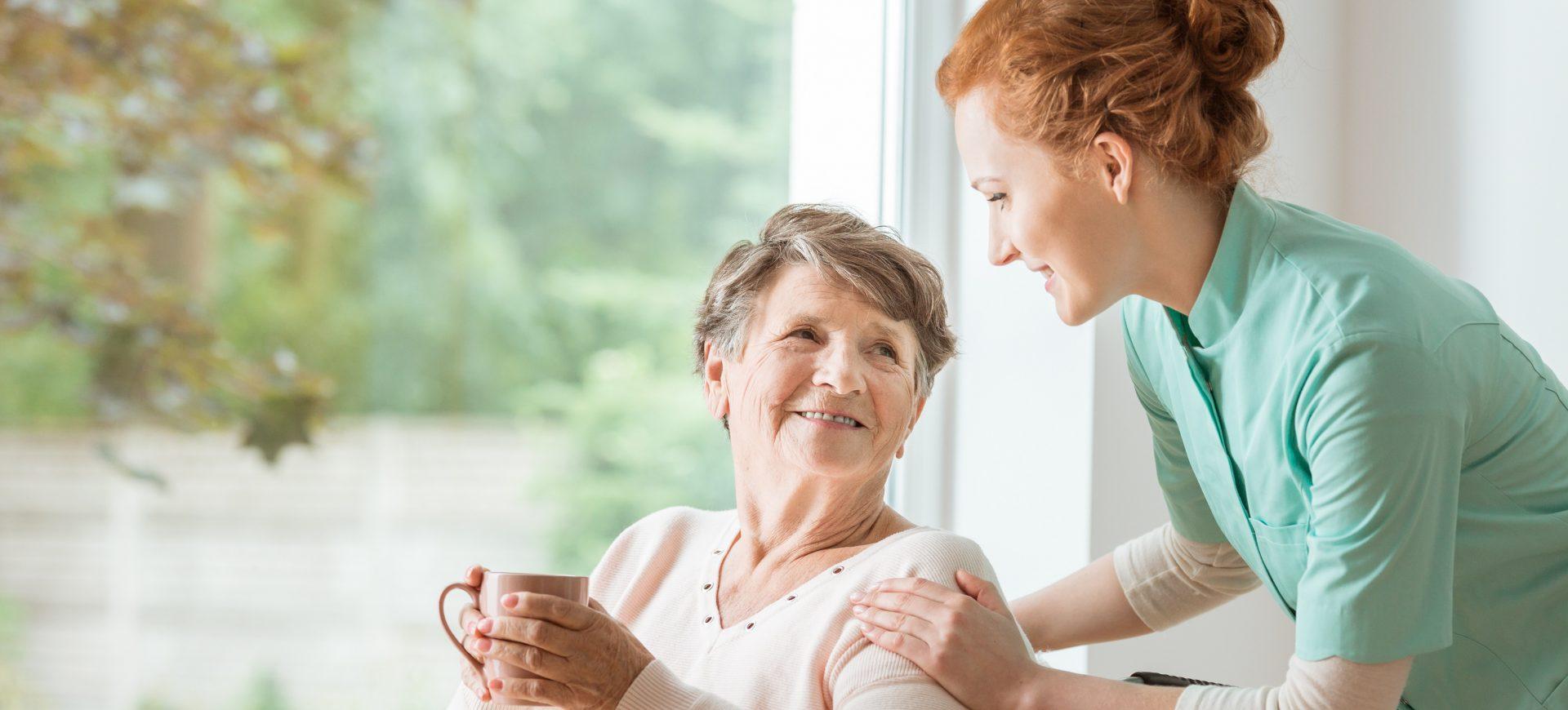 Alten- und Krankenpflege