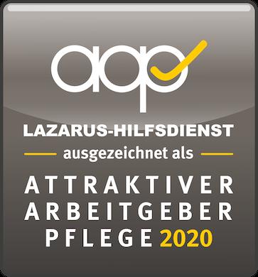 Attraktiver Arbeitgeber Pflege 2020